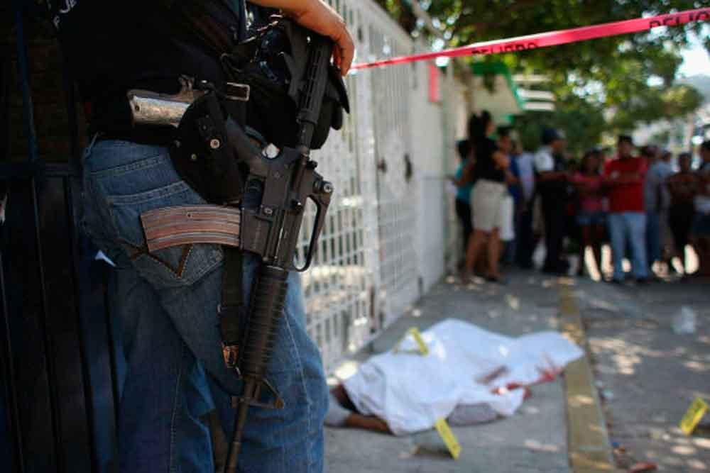 4 personas asesinadas en 10 horas en Tijuana