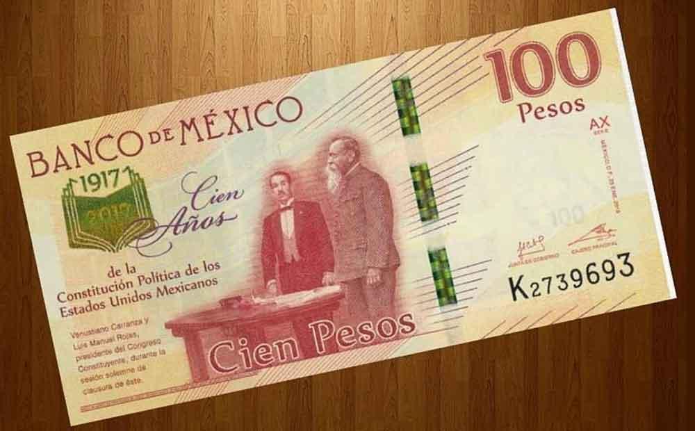 Alertan por circulación de billetes conmemorativos falsos en Baja California