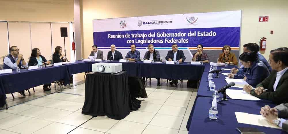 Propone Gobierno de BC reformas a leyes federales para abatir la inseguridad