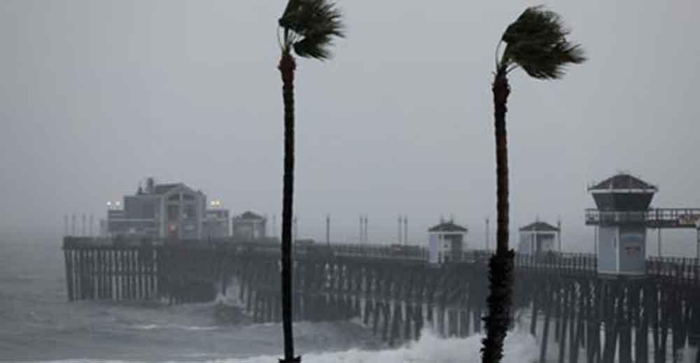 Última tormenta de primavera golpeará a San Diego este fin de semana