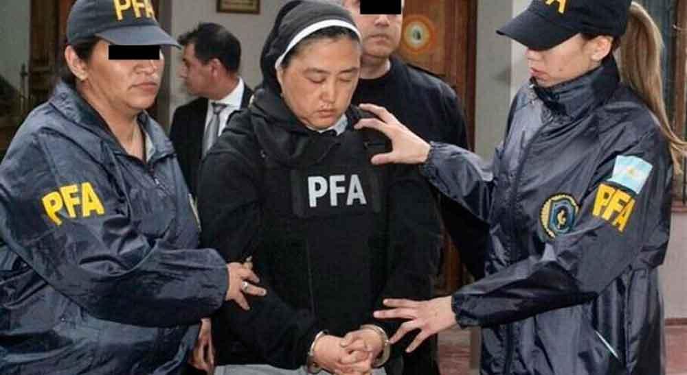 Kumiko, la monja que entregaba niños a pederastas