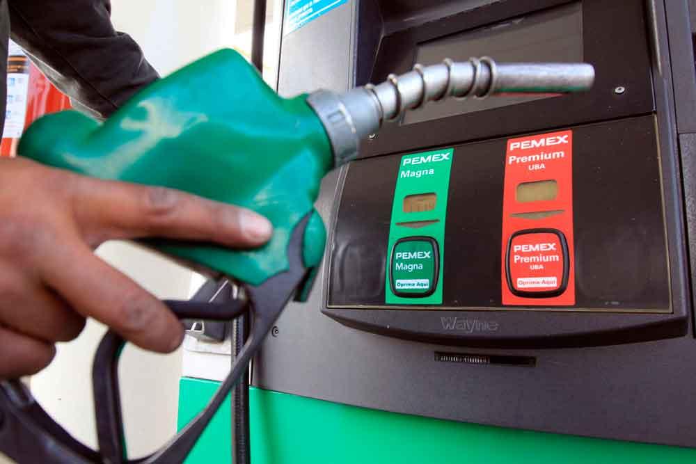 No creerás cuando costará la gasolina este fin de semana