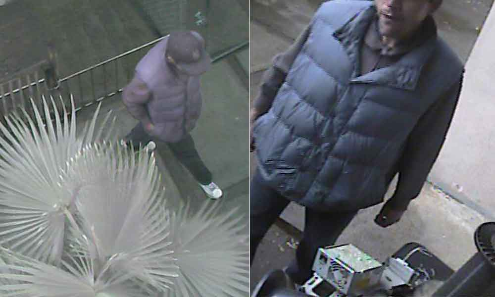Alertan por presunto ladrón en Santa Anita