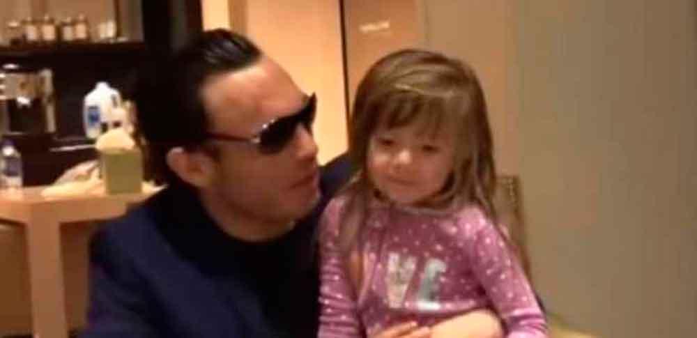 """Te pegó el canelo: Julio César Chávez Jr. es """"trolleado"""" por su hija"""