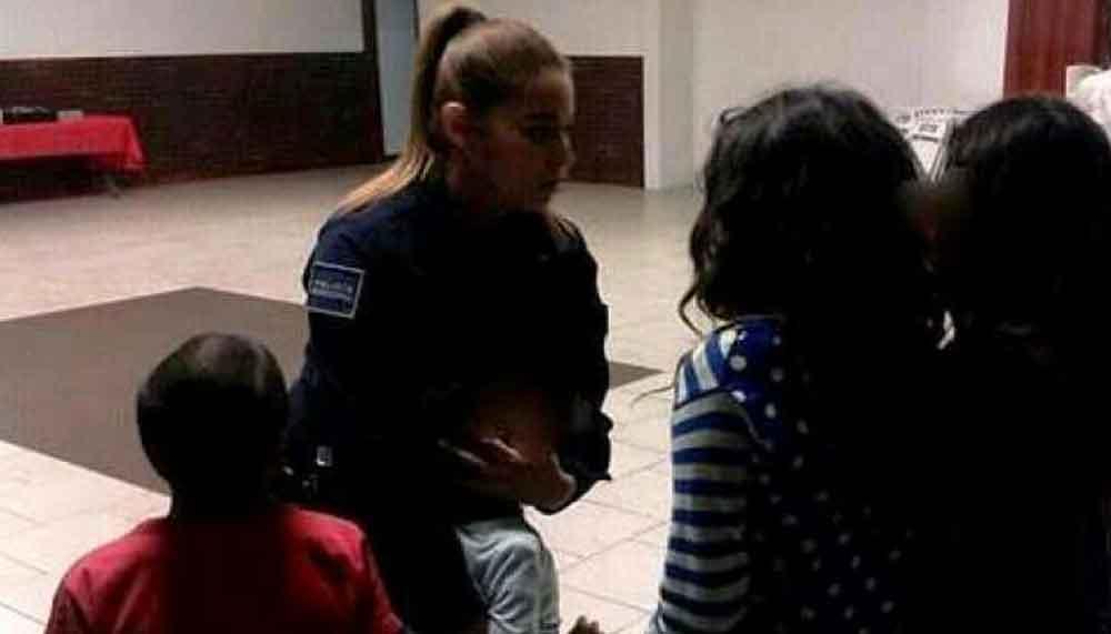 Rescatan a 7 niños en Tijuana; eran abusados por su vecino