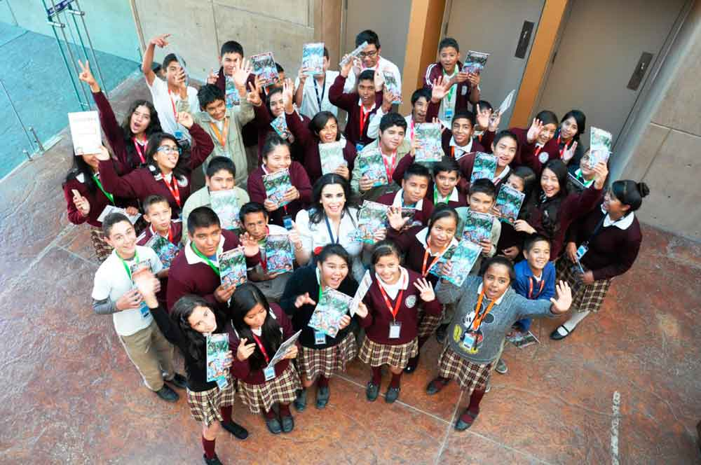 Apoya Presidenta de DIF BC a la niñez y juventud a través del Centro Interactivo Ámbar