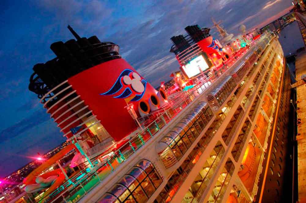 """Anclará en Ensenada crucero """"Disney Wonder"""" este próximo 13 de mayo"""