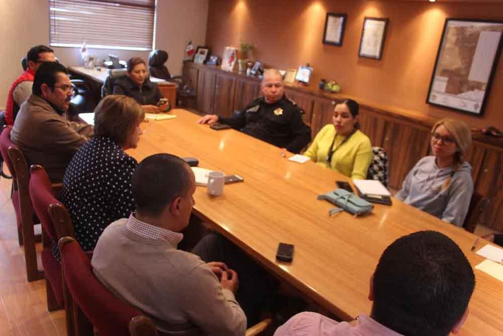 Coordinan esfuerzos para la creación del Sistema Municipal para la Prevención de Adicciones