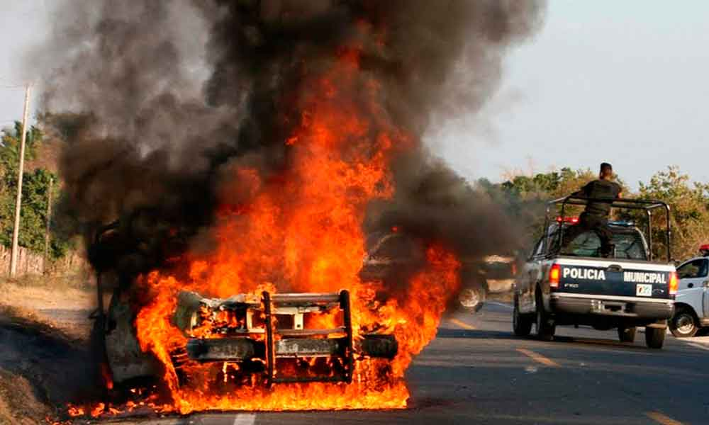 Después de Siria, México el país más violento