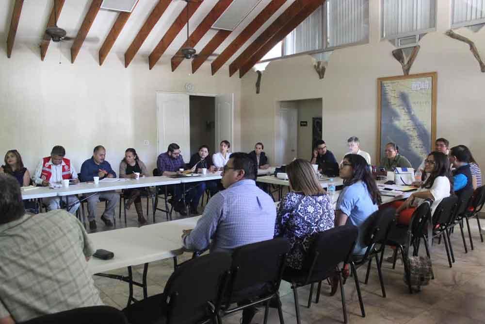 Llevan a cabo segunda sesión de capacitación del Sistema de Administración Municipal