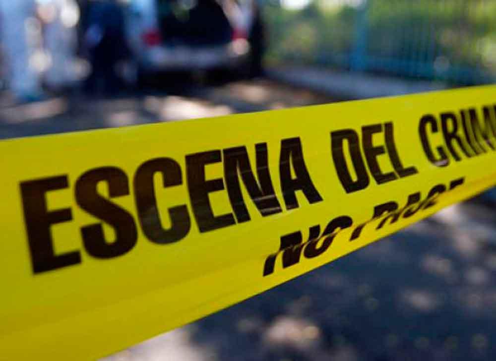Padre recoge cuerpo desmembrado de su hijo de 15 años y se los lleva a su casa