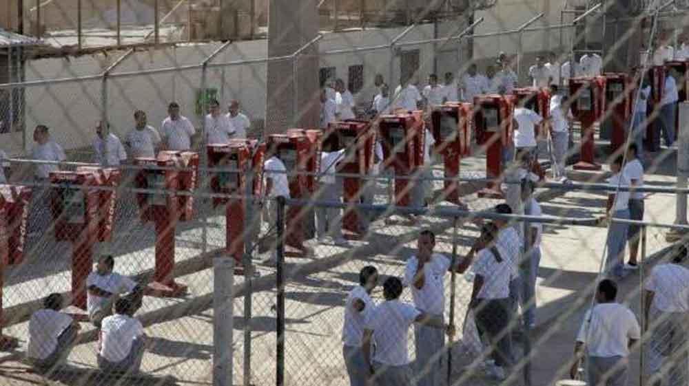 Resultado de imagen para foto penal el hongo tecate huelga de hambre