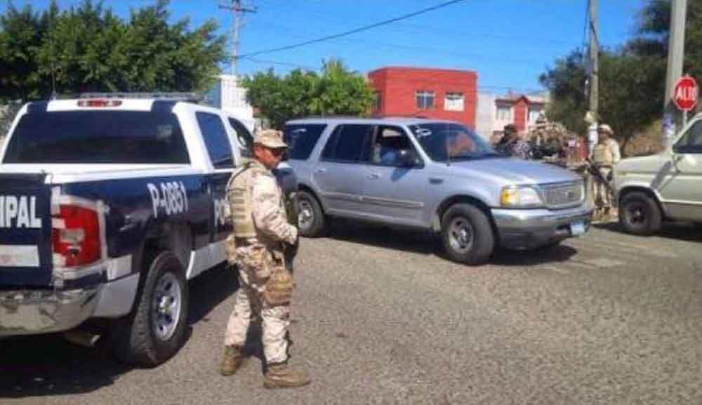 Fortalecerá Grupo de Coordinación esquemas en materia de seguridad en Tecate