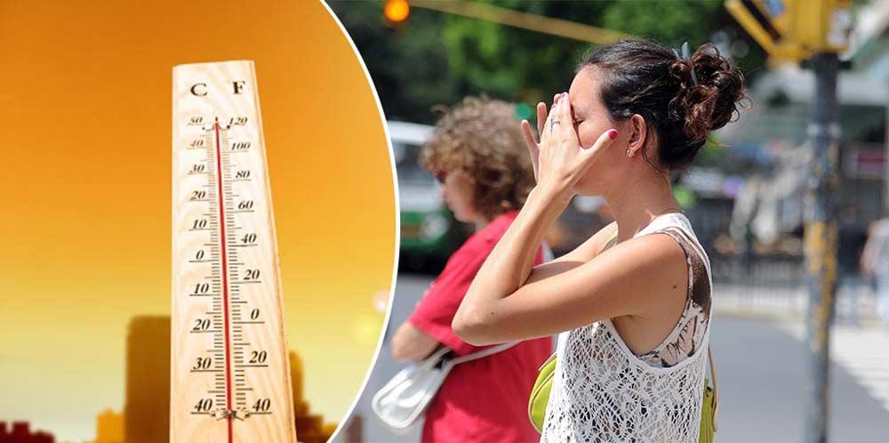 Temperaturas superarán los 40 grados centígrados en Baja California