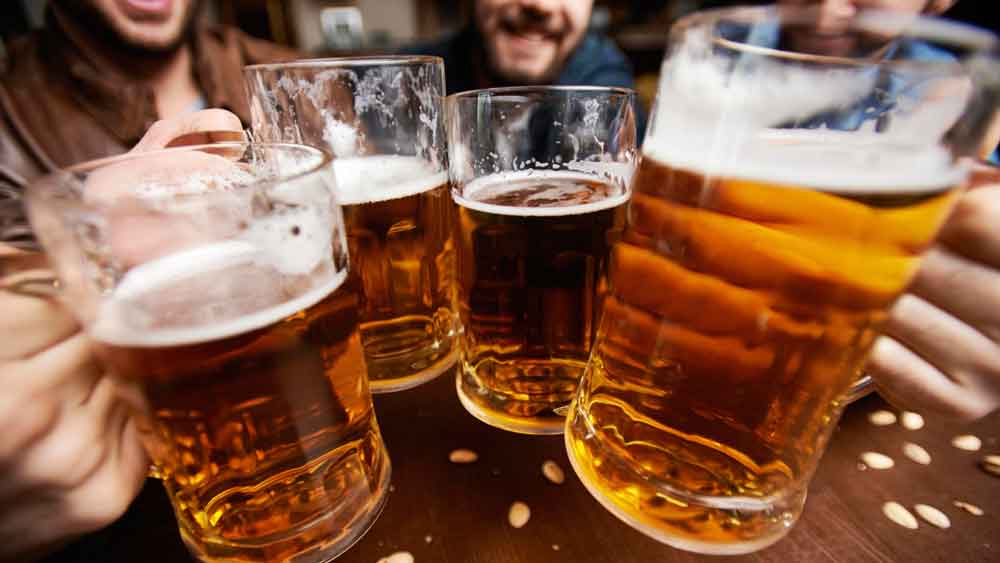 Estudio indica que la cerveza es fuente de vitaminas,hierro y calcio