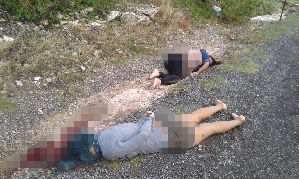 Hallan cuerpos de dos mujeres en Zumpango, Guerrero