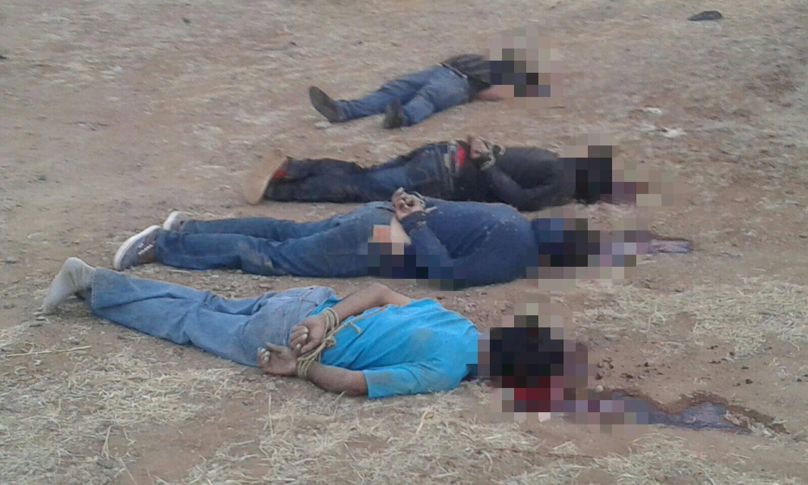 Localizan a cuatro ejecutados en Ensenada