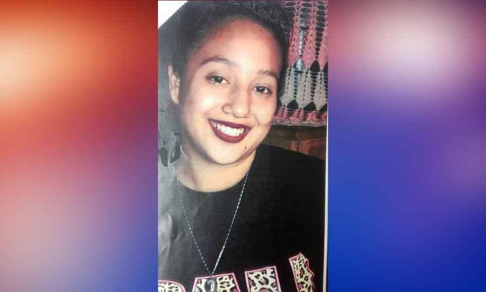 Buscan a Arleth Quiñones, menor de 16 años extraviada