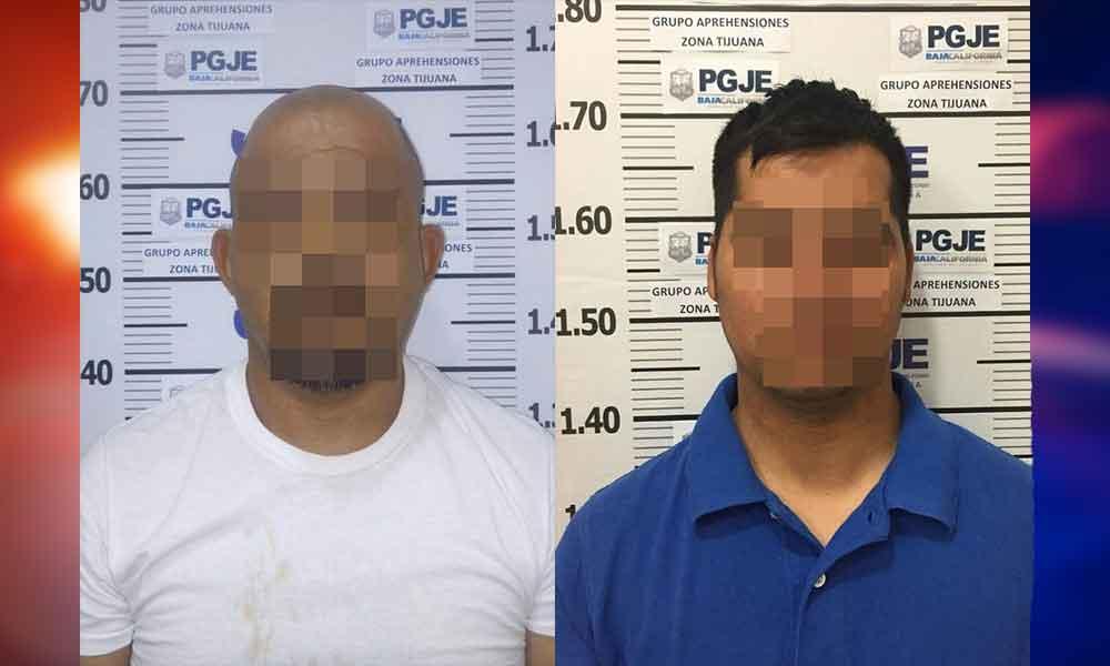 Detenidos por abusar de pequeñas de 4, 6 y 13 años en Tijuana