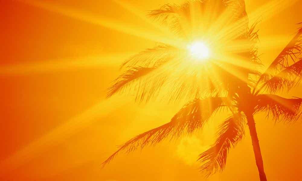 Vientos de hasta 50 kilómetros por hora en Baja California