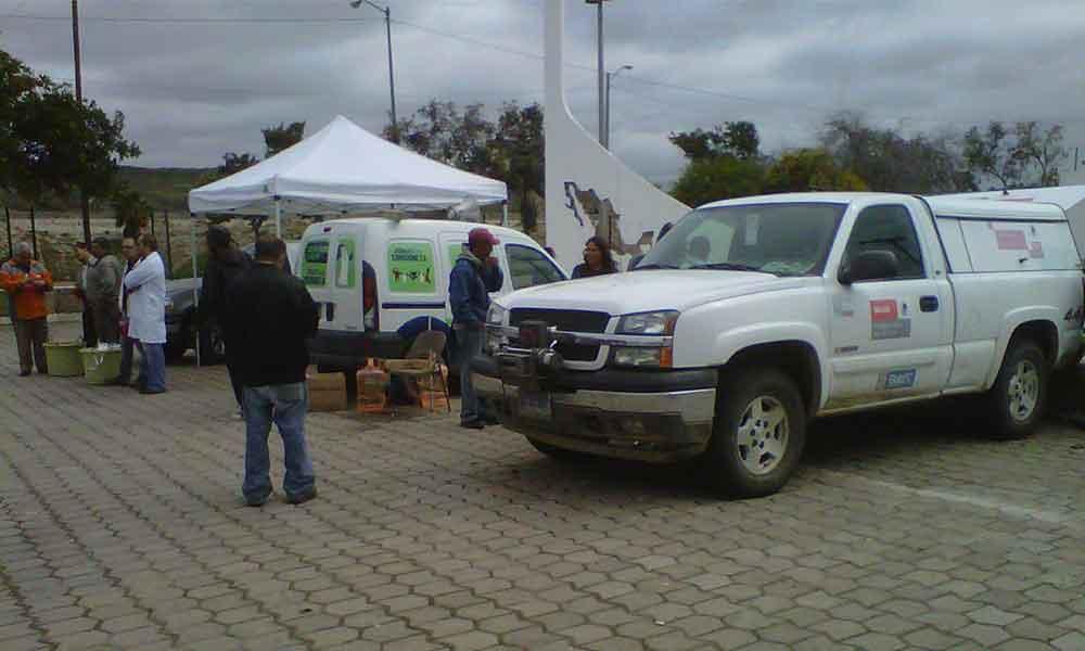 Programa Caravanas de la Salud llega a zonas alejadas de Baja California: Gobierno del Estado