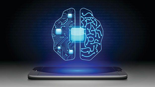 La mera presencia del móvil reduce la potencia del cerebro