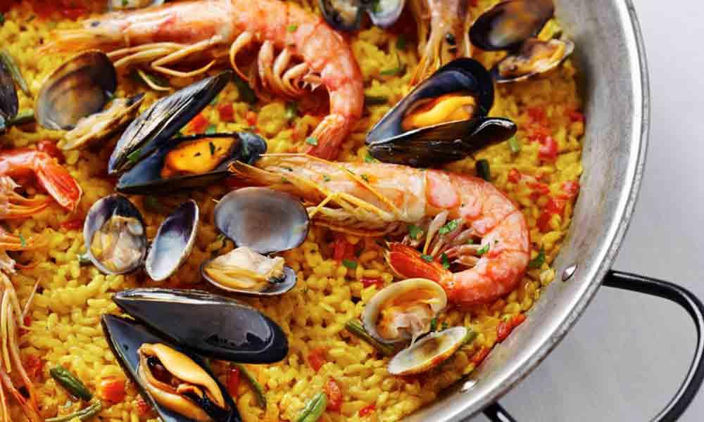 Tecate principio y fin, Festival de la Paella y el Vino