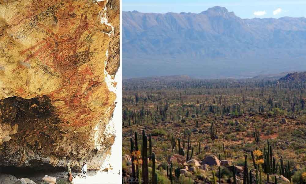 Gran hallazgo en Baja California, La cueva de la soledad