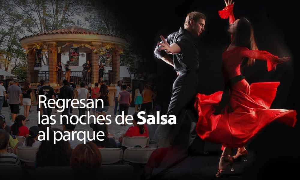 Regresan las noches de salsa a Tecate, ¡Hasta las dos de la mañana!