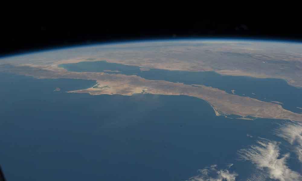 Península de Baja California se mueve 4 centímetros al año