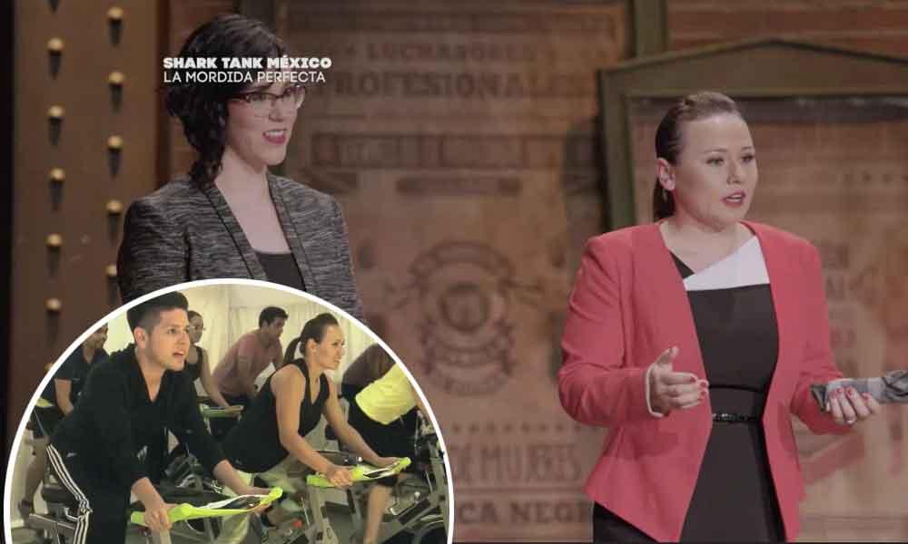Las Tecatenses Erika Alvarez y Erika Enriquez participan en el programa Shark Tank México