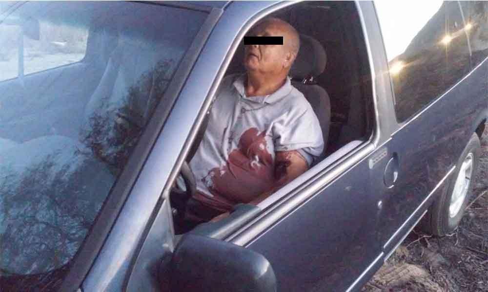 Localizan en Tecate a persona de la tercera edad sin vida; Presunto suicidio