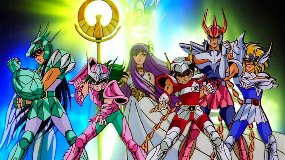 """Regresan """"Los Caballeros del Zodiaco"""" a la televisión mexicana"""