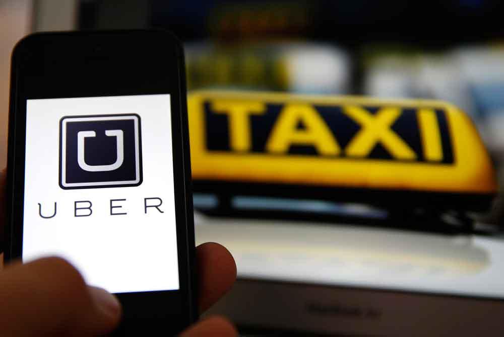 El narco se infiltra en Uber