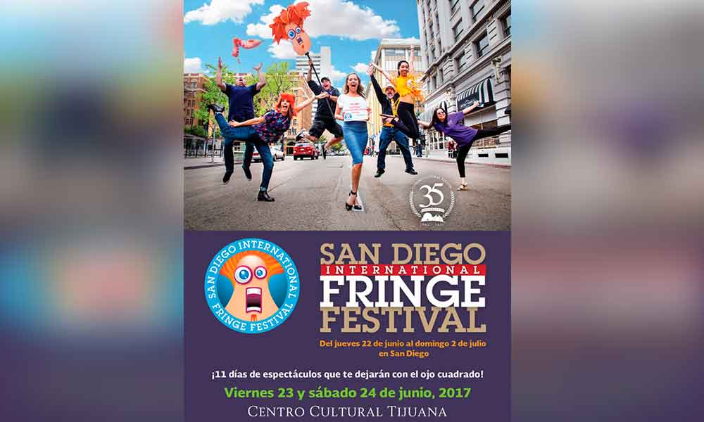 Realizarán en CECUT el International Festival San Diego-Tijuana