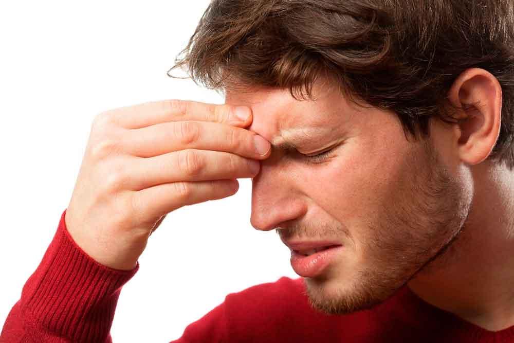 Emiten recomendaciones para prevenir la sinusitis