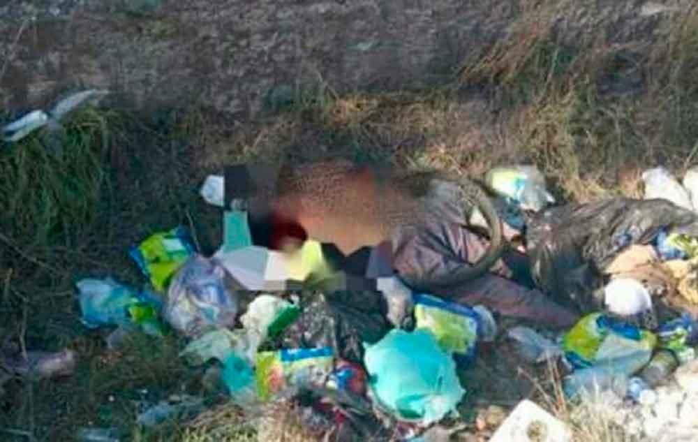 Localizan a niña decapitada en basurero; fue violada
