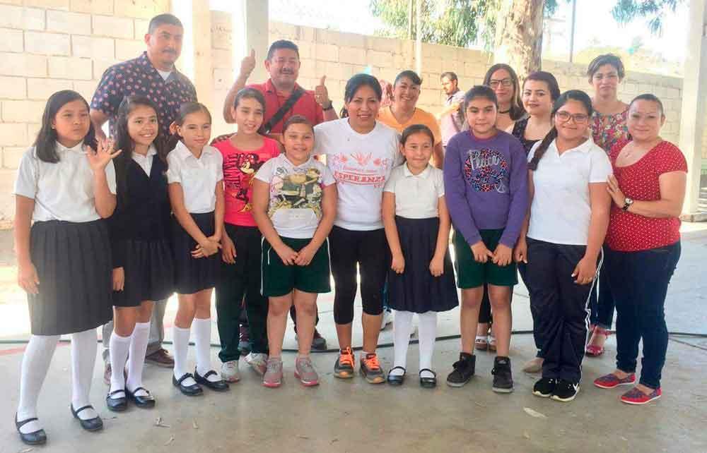 """Inicia programa """"Rehabilitando Escuelas"""" de la Regidora Judith Armenta"""