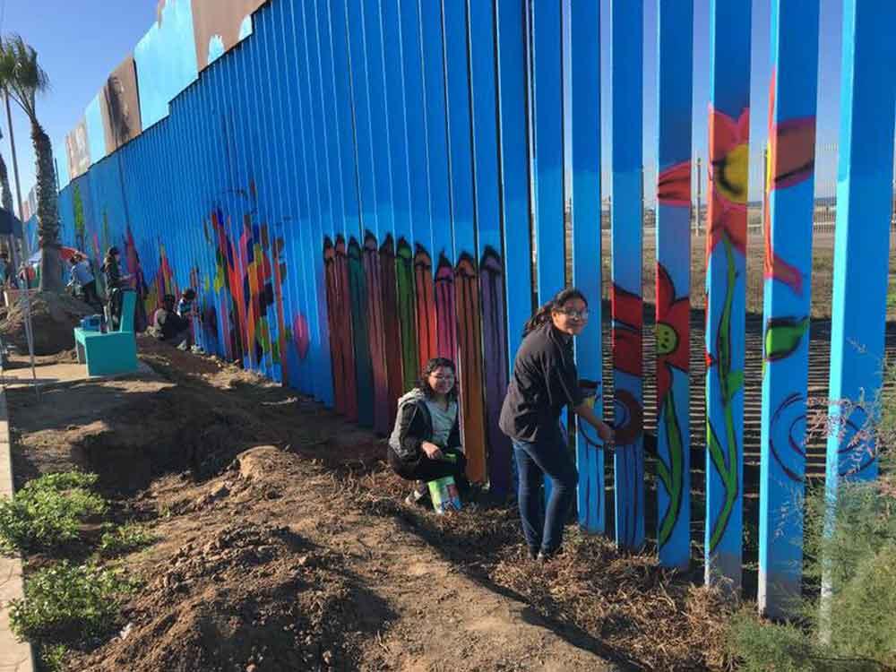 Tijuana en récord Guinness por Mural de la Hermandad