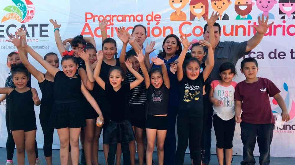 Ayuntamiento de Tecate anuncia obra de pavimentación para el Fraccionamiento Las Torres
