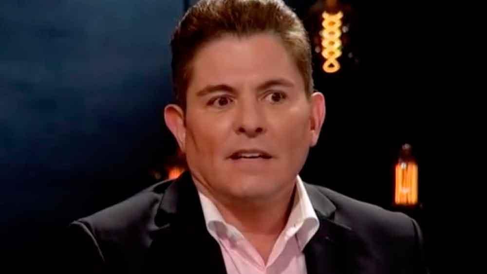 Revela Ernesto Laguardia la razón por la que fue despedido de Televisa