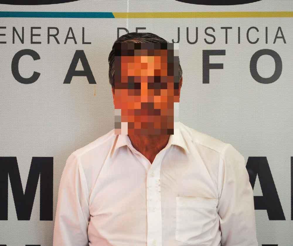 Cae violador de una niña de 10 años en Tijuana