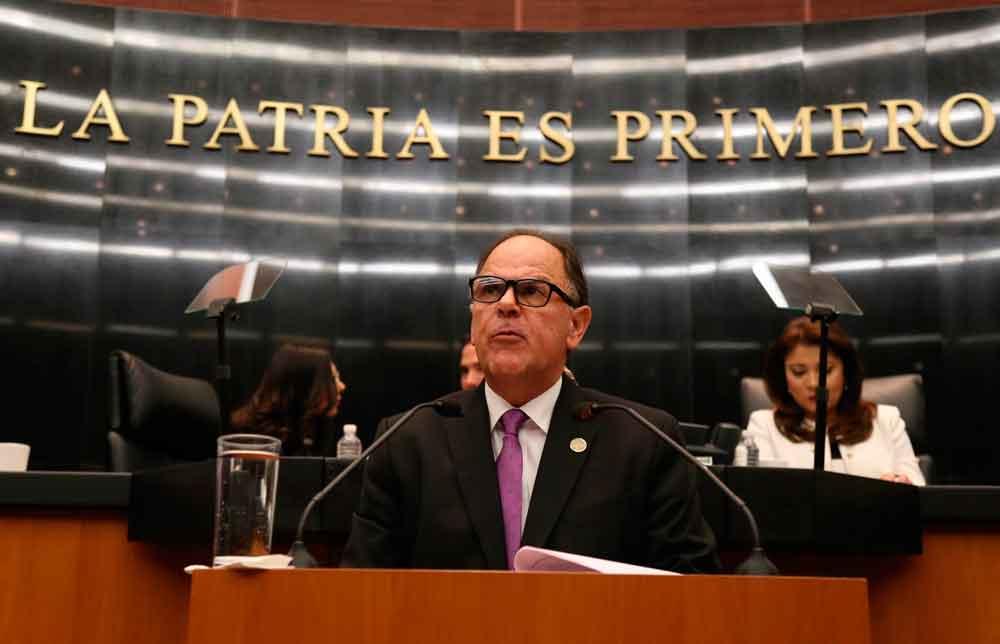 Aplaude Dip. Alfredo Ferreiro creación del Sistema Estatal Anticorrupción