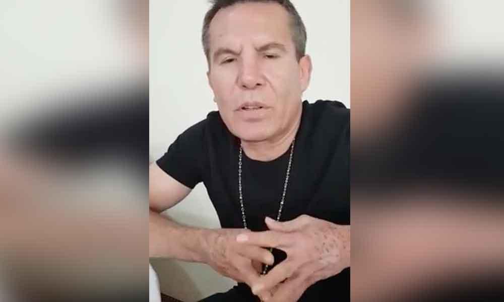 Chávez se disculpa con Kiko Vega