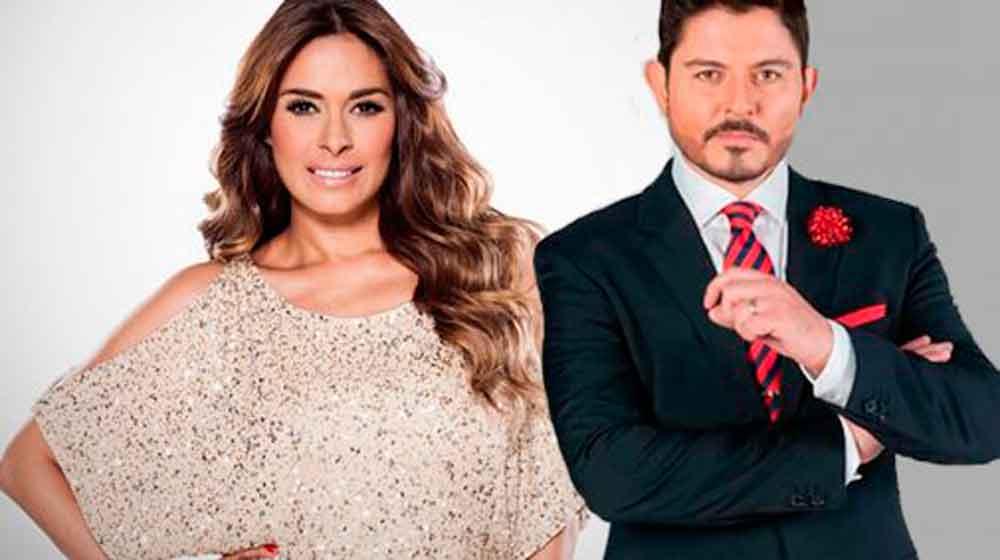 Galilea Montijo ataca a Ernesto Laguardia tras declaraciones en contra de televisa