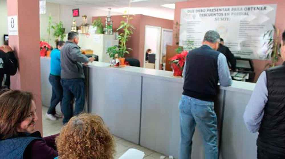 Ahora podrás pagar tus impuestos mediante depósito o transferencia bancaria