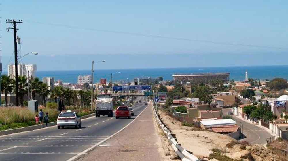 Marasalvatruchas operan en las Playas de Tijuana