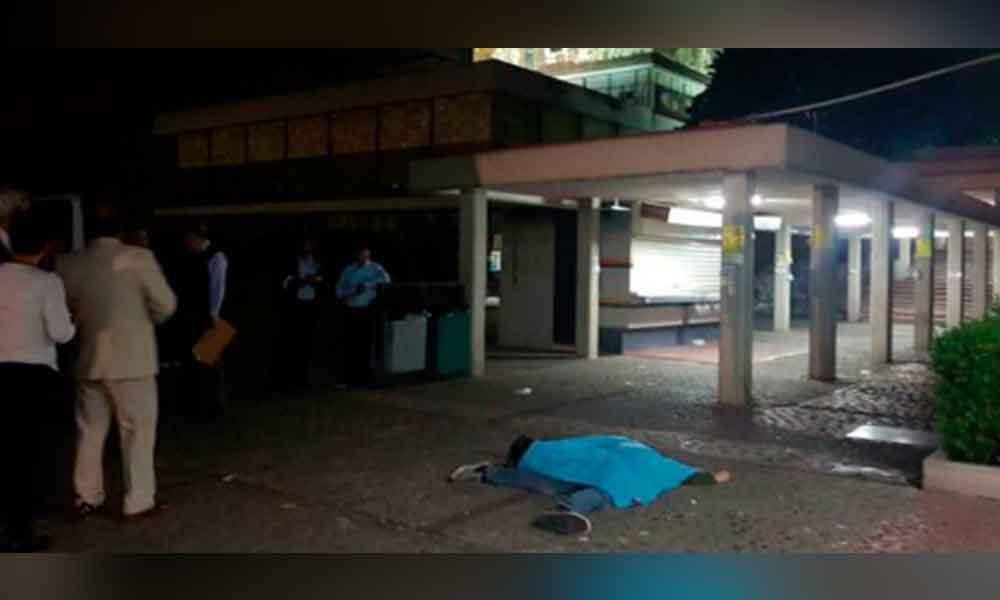 Estudiante de la UNAM muere al caer del edificio de la facultad de Filosofía