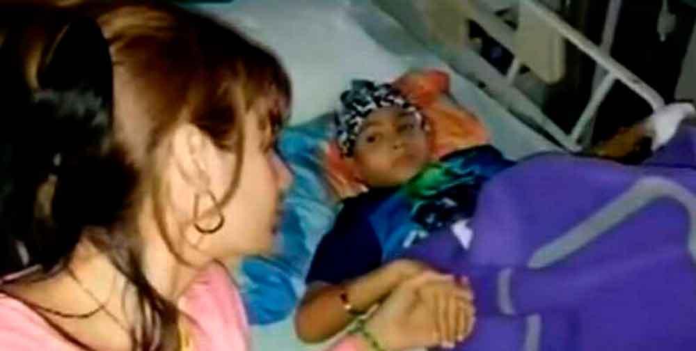 Muere niño que pedía una visa para ir a curarse