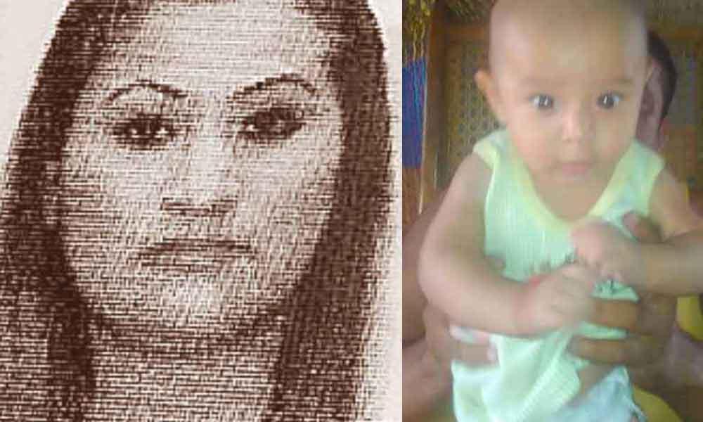 Mientras la madre se bañaba, niñera se roba bebé de 3 meses